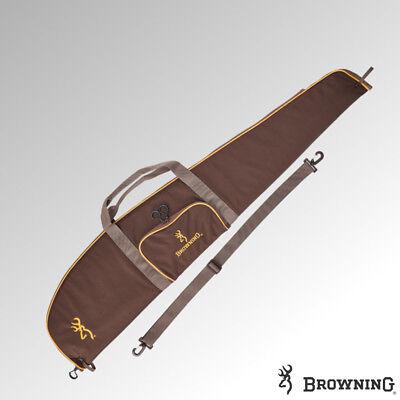 Diplomatico Browning Gun Slip Flex Hunter Brown 122cm (1410818848) Con Metodi Tradizionali