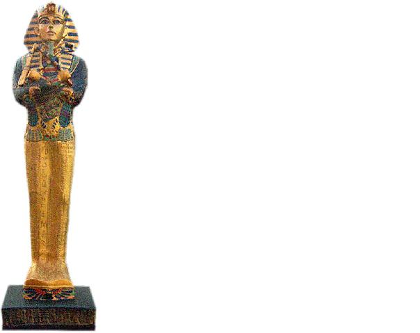 Design Ägyptischer Figur Pharao Statue Skulptur Skulpturen Dekoration 2857 Neu