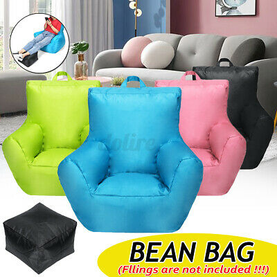 Inflatable Air Bean Bag Chairs Seat, Inflatable Outdoor Furniture