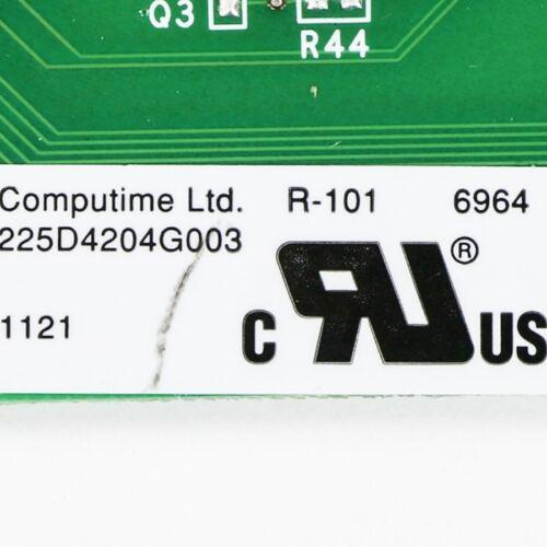 WR55X10968 GE Refrigerator electronic control board