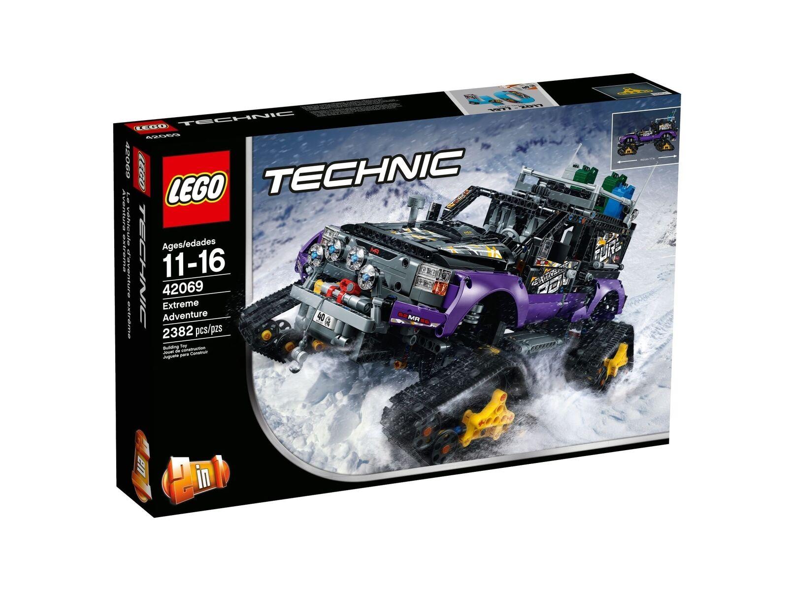 LEGO® Technic™ 42069 Extremgeländefahrzeug NEU NEW OVP MISB