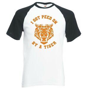 "Inspirado por Tigre Rey /""Carole hizo../"" T-Shirt"