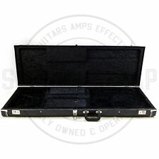 New! Pro Series Electric Bass Guitar Hard Case - Fits: Fender Precision & Jazz
