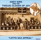 Lotta Sax Appeal by Andy Kirk (CD, Oct-2003, Frog)