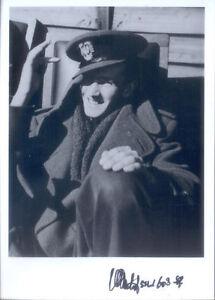 SPBB47-RAF-WWII-WW2-Polish-Battle-of-Britain-photo-hand-signed-MARTEL