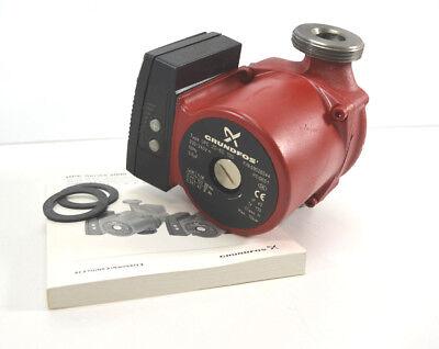 Grundfos Upe 25-60 130 Umwälzpumpe 230-240 V | 50 Hz | 59526544 | Neu In Ovp NüTzlich FüR äTherisches Medulla