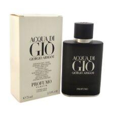 Acqua Di Gio Profumo by Giorgio Armani EDP for Men 2.5 oz - 75 ml NEW IN TST BOX