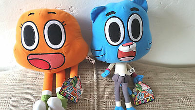gumball plushies figures collection on ebay