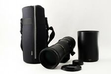 Tamron SP A08 200-500mm F/5-6.3 LD AF Di IF Lens for Nikon from Japan #178531