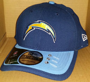timeless design 426db 3ea94 Image is loading NWT-New-Era-39THIRTY-Los-Angeles-CHARGERS-san-