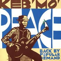 Keb' Mo', Keb Mo' - Peace Back By Popular Demand [new Vinyl] 180 Gram on sale