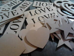 3-pack-6-150mm-WOODEN-HEART-SHAPE-MDF-WOOD-CRAFT-BLANK-SIGN-6mm-thick