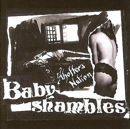 1 of 1 - Shotter's Nation by Babyshambles (CD, Oct-2007, Astralwerks)