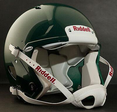 Riddell Revolution SPEED Classic Football Helmet (METALLIC DARK KELLY GREEN)