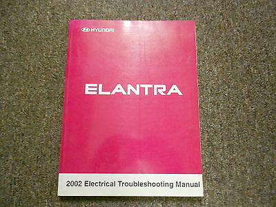 2002 hyundai elantra electrical wiring diagram manual. Black Bedroom Furniture Sets. Home Design Ideas