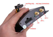 HD Car TV Tuner DVB-T2 Digital TV Receiver Box With Dual antennas