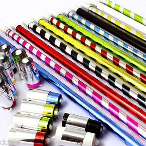Professional Plastic Vanishing Gadget Cane Wand Magic Trick Stick Magician Tools