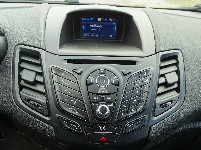Ford Fiesta 1,0 SCTi 140 Sport - billede 9