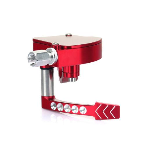 Billet Red Thumb Throttle For Yamaha YFZ 450 YFZ450R YFZ450X Raptor 700 YFM700R