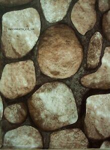 INWARIA LB-10 Bracelet en cuir de vachette rond avec cordon en cuir de vachette Marron naturel 2 mm 5 m