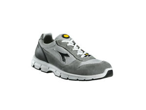 Diadora SCARPE ANTINFORTUNISTICA Basse S3 RUN ESD LOW Grigio N 43
