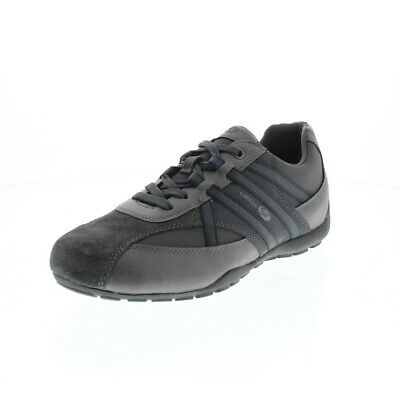 Dettagli su GEOX SP U743FB 05411 ravex 212904 Scarpe Uomo Moda Sneaker