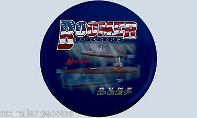 Boomer Pride 41 for Freedom Submarine Magnet NEW Sub