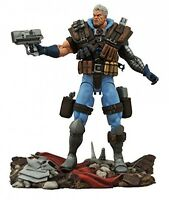 Diamond Select Toys Marvel Select Cable Action Figure, New, Free Shipping on Sale