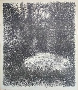 034-Clearing-in-the-Wood-034-artist-proof-etching-by-Richard-Claude-Ziemann