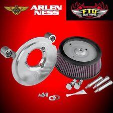 Arlen Ness Stage 1 Big Sucker Air Cleaner 1993-1999 Harley Evo Big Twin 18-500
