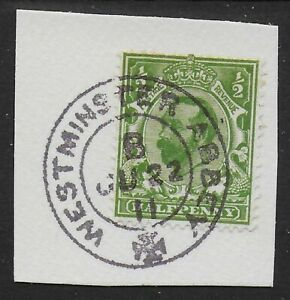 1st-KGV-Stamp-Used-1st-Day-Of-Issue-With-Rare-Pmk-Cat-2750-On-Cover-Ref-08186