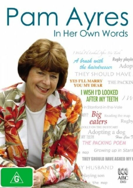 Pam Ayres - In Her Own Words (DVD, 2006)