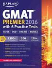 Gmat Premier 2016 with 6 Practice Tests (2015, Taschenbuch)