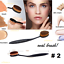 Kabuki-Professional-Make-up-Brushes-Brush-Set-Makeup-Foundation-Blusher-Eye-UK miniatura 6