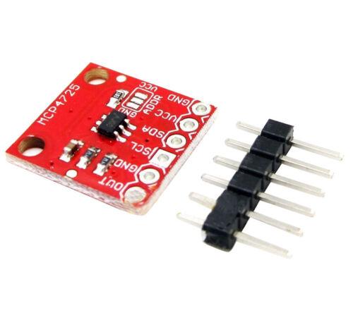 5X MCP4725 12 Bit 2.7V-5.5V I2C DAC Module Development Board for Arduino I8K9