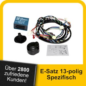 Elektrosatz spez 13pol Phase 2 ab 17 Kpl Für Dacia Sandero 2