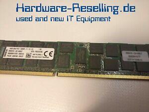 Kingston DDR3-RAM 16GB PC3-12800R Ktd-pe316/16g para Dell Precision T3600 T7610