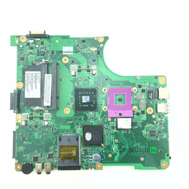 V000148340 Motherboard for Toshiba Satellite L355 w SATA DVD INTFC (not IDE), A