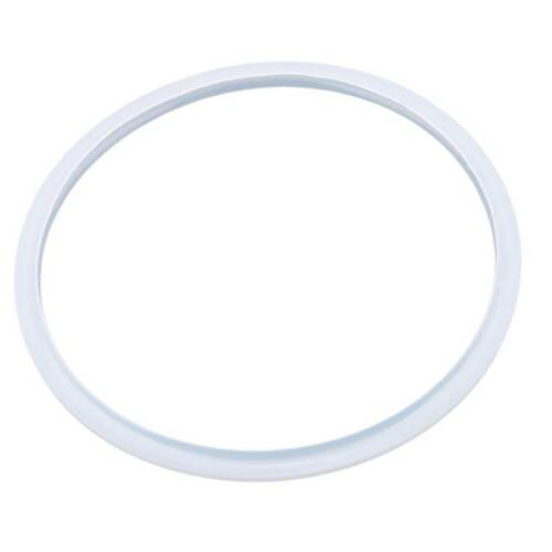 Silicone Rubber Pressure Cooker Seal Ring Clear Gasket Replacement Home 18-22cm
