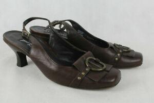 Paul Green Schuhe Slingpumps Damen Gr.4 (37),guter Zustand,Leder
