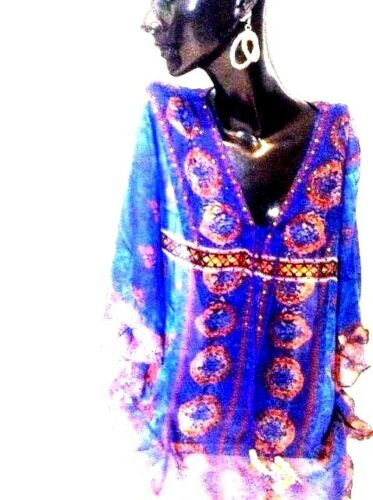 Kaftan Crystal Wholesale 95 Embellished Soft Top Lace Silky Rr149 up rrn0ZxzB