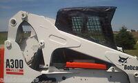 Vinyl Cab Enclosure Kit With Door Bobcat 641 642 643 Skid Steer