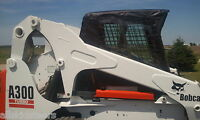 Vinyl Cab Enclosure Kit Bobcat S220 S250 S300 S330 A220 A300 T200 864 Skid Steer