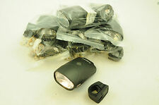 WHOLESALE JOBLOT OF 8 (EIGHT) BIKE LIGHTS KNIGHTLITE FRONT LAMP MTB OR ANY CYCLE