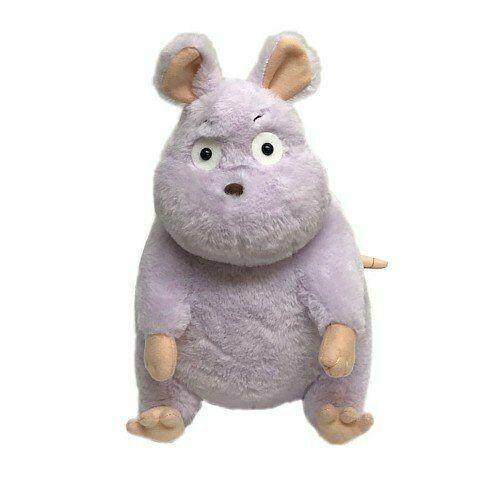 Studio Ghibli Spirited Away Stuffed Animal Fluffy Bow Rat S For Sale Online Ebay