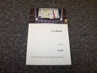 2008 Lexus Lx570 Navigation System Owner Owner's Operator Guide Manual 5.7l V8