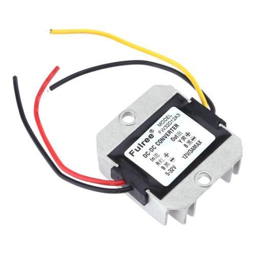 Dc//Dc 5-32V Sich 36W 12V 3A Automatisch Spannung Stabilizer Power Konverter