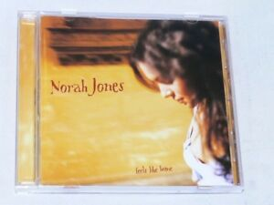 Norah-Jones-Feels-Like-Home-New-CD-Unsealed
