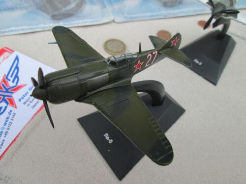 4er Set caccia russo Diecast 1:100 CCCP SOVIET yak-9//il-2//mig-3