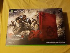 Xbox One S Gears of War 2TB Bundle plus 1 Game and 5 movies!!!